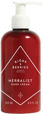 Björk & Berries Herbalist Hand Cream