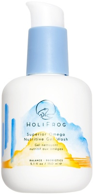 HoliFrog Superior Omega Nutritive Gel Wash