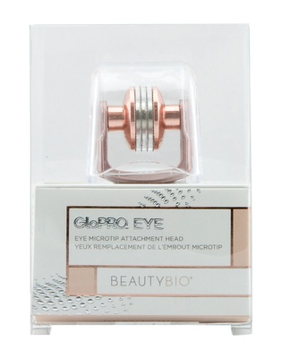 BeautyBio GLOPRO® EYE MICROTIP™ ATTACHMENT HEAD – Rose Gold