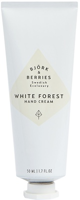 Björk & Berries White Forest Hand