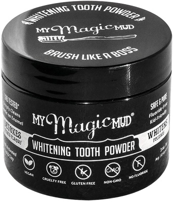 My Magic Mud® Detoxifying & Whitening Tooth Powder