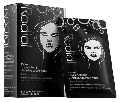 Rodial Snake Bubble Masks