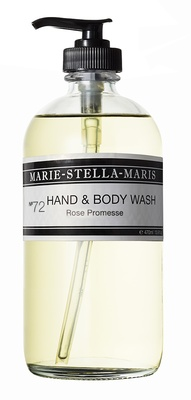 Marie-Stella-Maris Liquid Soap Rose Promesse