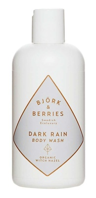 Björk & Berries Dark Rain Body Wash