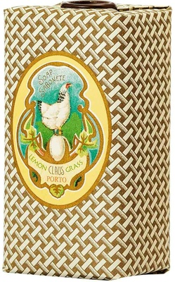 Claus Porto Chicken Lemongrass Wax Sealed Soap