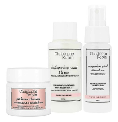 Christophe Robin Volumizing Travel kit