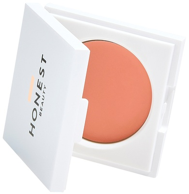 Honest Beauty Creme Cheek Blush Peony Pink