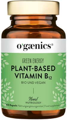 Ogaenics Green Energy plant based Vitamin B12