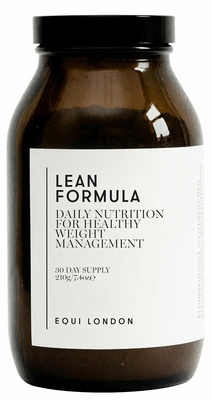 Equi London Lean Formula - 30 day supply 210g