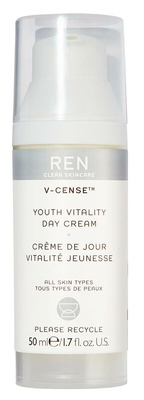 Ren Clean Skincare V-Cense ™ Youth Vitality Day Cream