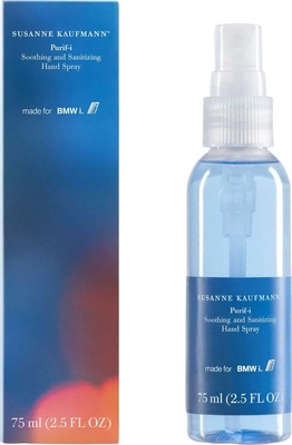 "Susanne Kaufmann Hand Spray ""Purif-i"" BMW"