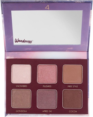 Wander Beauty Wanderess Chill Palette