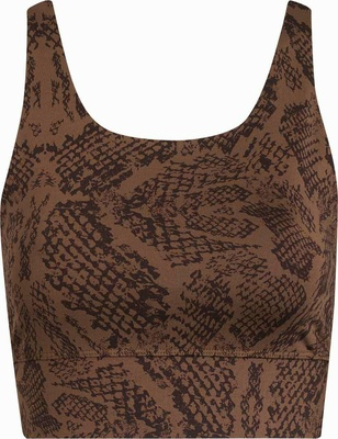 Hey Honey Bustier COBRA Brown M