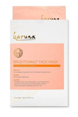 Karuna Brightening  + Face Mask Single