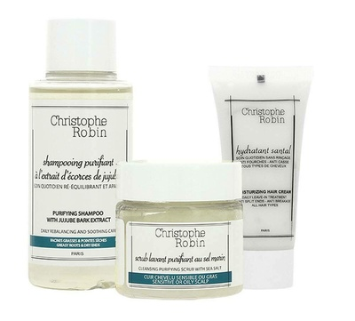 Christophe Robin Purifying Travel Kit