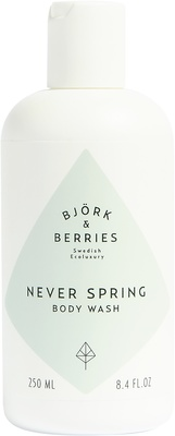 Björk & Berries Never Spring Body Wash 250 ml