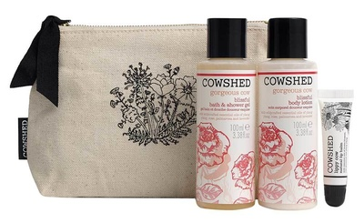 Cowshed Gorgeous Essential Set