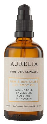 Aurelia Probiotic Skincare Firm and Revitalise Dry Body Oil