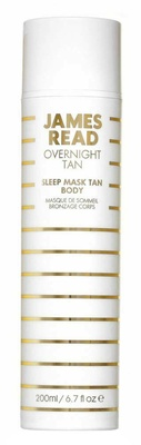 James Read Sleep Mask Tan Body