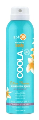 Coola® Eco-Lux Body Sunscreen Spray Spf 30 Citrus Mimosa