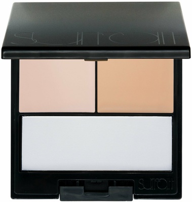 Surratt Beauty Perfectionniste Concealer Palette 3 - yellow Powder