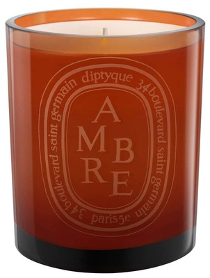 Diptyque Amber Candle Ambre