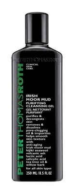 Peter Thomas Roth Irish Moor Mud Puryfying Cleansing Gel