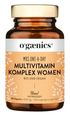 Ogaenics MRS. ONE-A-DAY Multivitamin-Komplex