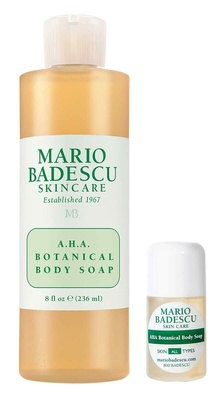 Mario Badescu AHA Botanical Body Soap Set