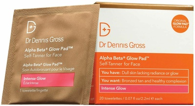 Dr Dennis Gross Alpha Beta® Glow Pad Intense for Face