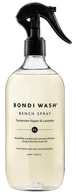 Bondi Wash Bench Spray Tasmanian Pepper & Lavender