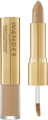 Wander Beauty Dualist Matte and Illuminating Concealer Tan