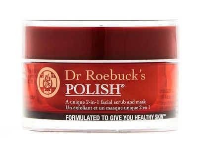 Dr Roebuck's Polish 2-in-1 Mask and Scrub