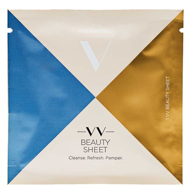The Perfect V VV Beauty Sheet