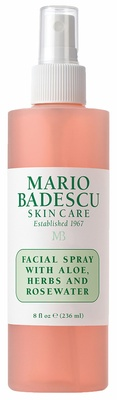 Mario Badescu Facial Spray with Aloe, Herbs & Rosewater 236 ml