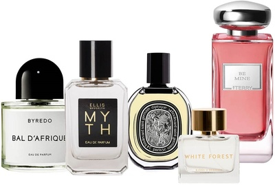 NICHE BEAUTY Top Shelf Scents for Her