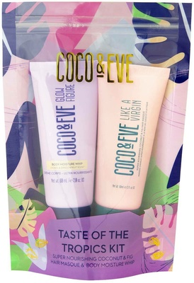 Coco & Eve Taste of the Tropics Kit