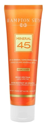 Hampton Sun SPF45 Mineral Crème for Body