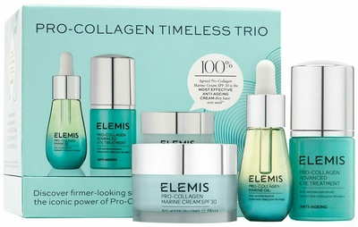 ELEMIS Kit: Pro-Collagen Timeless Trio