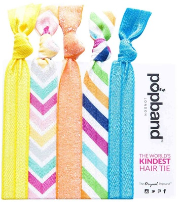 Popband Brighton Rock Hairbands