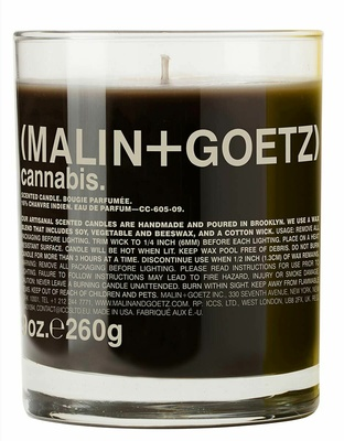 Malin + Goetz Cannabis Candle