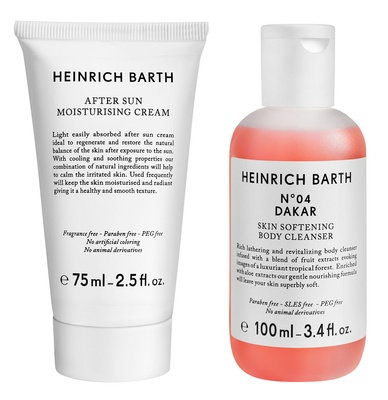 Heinrich Barth Shower & After Sun Body Duo