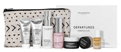 African Botanics Departures Essentials Set