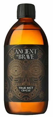 Ancient + Brave True MCT 500 ml