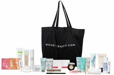 NICHE BEAUTY Festive Shopper 2020