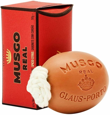 Claus Porto Soap On A Rope Spiced Citrus