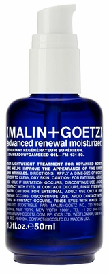 Malin + Goetz Advanced Renewal Moisturiser