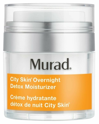 Murad E-Shield City Skin Overnight Detox Moisturizer
