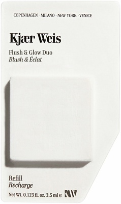 Kjaer Weis Flush & Glow Duo - Refill Luminous Flush