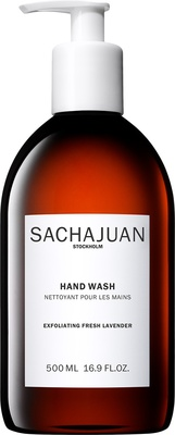SACHAJUAN Exfoliating Hand Wash Fresh Lavender 500 ml